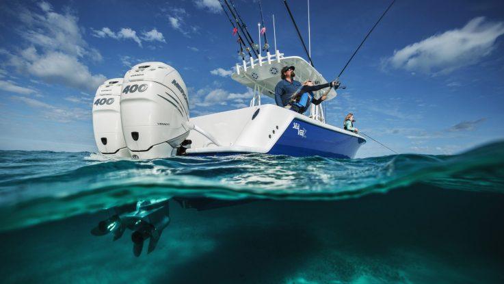 All-new 400hp Verado outboard!