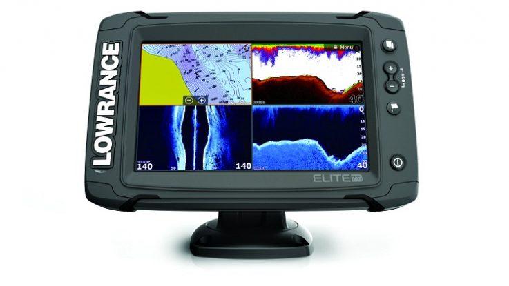 Lowrance® Announces Elite TI Series Fishfinder/Chartplotter